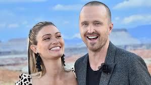 Aaron Paul Talks Having More Kids With Wife Lauren (Exclusive)    Entertainment Tonight