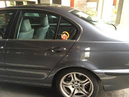 I Got A Luffy Car Decal Haha Onepiece