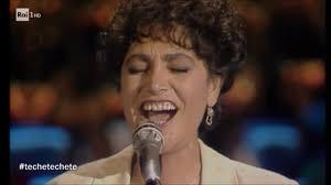 Mia Martini - Almeno tu nell'universo (Videomix 1989) HD - YouTube