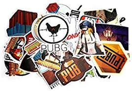 Amazon Com Vinyl Waterproof Cool Stickers Bondpaw Pubg Military Soldier Stickers Pack For Laptop Car Helmet Luggage Skateboard Computer Fridge Personalize Decals Winner Winner Chicken Dinner 29 Pcs Computers Accessories