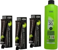 inoa ammonia free hair color chart kofor