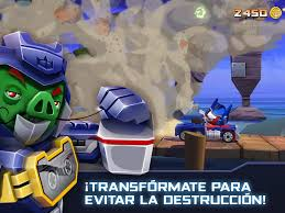 Angry Birds Transformers 2.2.2 - Download for Android APK Free