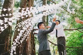 berkeley tilden redwood forest wedding