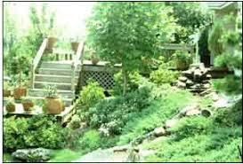 gardening on steep slopes mississippi