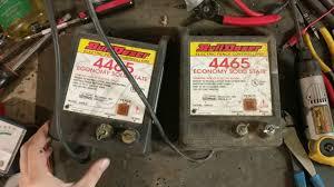 Zareba Bulldozer 4465 Electric Fence Charger Repair Youtube