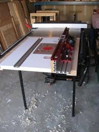 Router Table Extension For Sawstop Canadian Woodworking And Home Improvement Forum