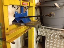 press brake diy metal fabrication