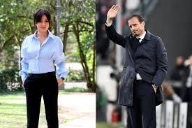 Ambra Angiolini e Massimiliano Allegri si sposano. Le nozze ...