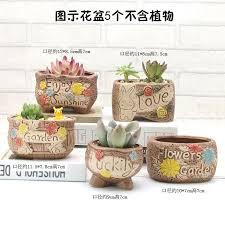 succulents pots succulents pots plastic