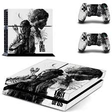 Game The Last Of Us Full Cover Ps4 Stickers Play Station 4 Skin Sticker Decal For Playstation 4 Ps4 Console Controller Skin Buy At The Price Of 9 39 In Aliexpress Com Imall Com