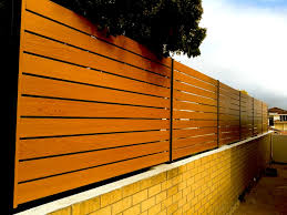 Rundown On Aluminium Slat Fencing