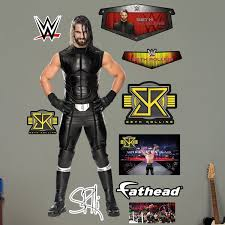 Wwe Wall Decal Wayfair