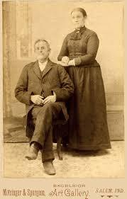 310 William & Priscilla – Dora Johnson Carter Parents ~ 1885 | Sharon's  Family History Site