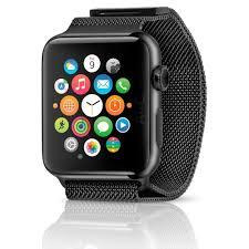 A4C: Apple Watch 1st Gen w/ 42MM Black ...