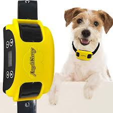 Amazon Com Angelakerry Wireless Dog Fence System With Gps Outdoor Pet Containment System Rechargeable Waterproof Collar Ef 851s Remote For 15lbs 120lbs Dogs 1pc Gps Receiver By 1 Dog Angelakerry Pet Supplies