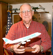 North Vernon Plain Dealer Sun | Pilot of 24 different aircraft