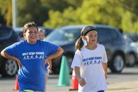 West Road Runners Concludes with 3rd Annual Fun Run