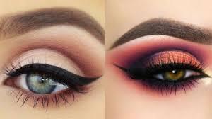 easy and beautiful eye makeup tutorial