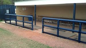 Baseball Round Rail Pads Dgs Sports