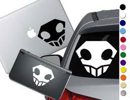 Bleach Soul Society Symbol Decal Sticker