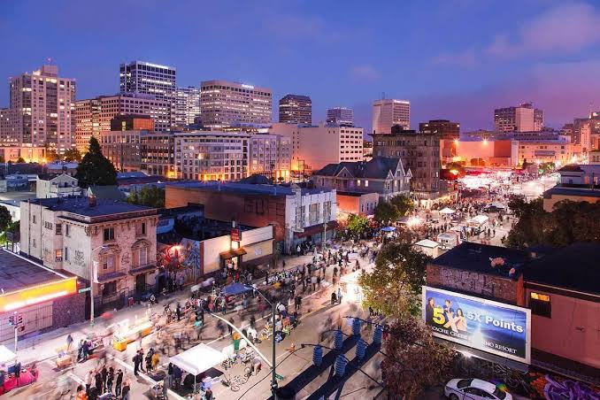 "Image result for Oakland city"""