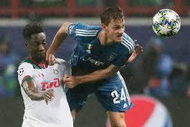 Juventus player Rugani tests positive ...