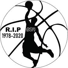 Amazon Com Kobe Rip 24 Basketball Window Sticker Stickers Vinyl Art Sticker Decor Live Life Good Vibes Smile Happy New You Best Better Self Take It Slow Success Goals Decal Decals Size 6x6