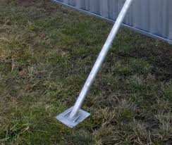 Temporary Fencing On Ground Stabiliser Safe Fence