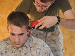 Barber Life Military Haircut Czyli Fryzura Na Zolnierza