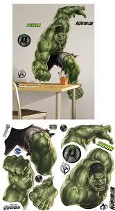 The Avengers Hulk Giant Wall Decal