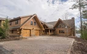 blue ridge mounn lakefront homes for