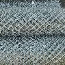 Galvanized Chain Link Fence 50 X 50mm X 5 Feet Packaging Type Carton Box Rs 217 Meter Id 20681366673