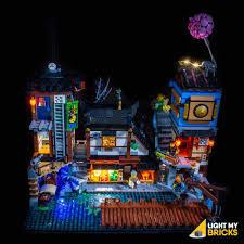 Ninjago City #70620 LEGO® Light Kit