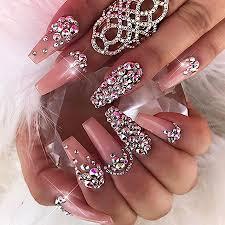 25 long nail designs best nail art