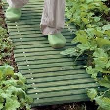 portable roll out wooden walkways