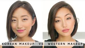 korean makeup trends are so diffe