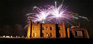 firework displays wedding corporate