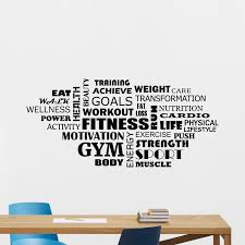 Good And Cheap Products Fast Delivery Worldwide Gym Floor Decals On Shop Onvi