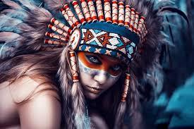 female native american wallpapers top