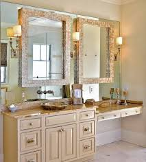 decorative bathroom vanity wall mirrors