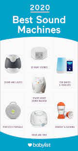8 Best Sound And White Noise Machines Of 2020