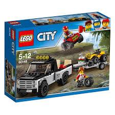 Nơi bán Đồ chơi Lego City Đội Đua Xe Địa Hình 60148 (239 Mảnh Ghép ...