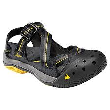 men s keen hydro guide black shoes