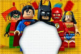 Lego Pelicula Invitaciones Para Imprimir Gratis Invitaciones