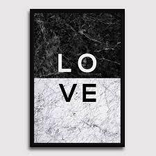 love marble quote lukisan dinding unik online hiasan rumah arti
