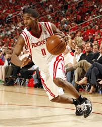 Catching up with Aaron Brooks | Houston Rockets