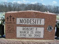 Robert F Modesitt (1939-2002) - Find A Grave Memorial
