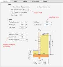 How To Design A Fence Wall Using Asdip Retain Structural Software