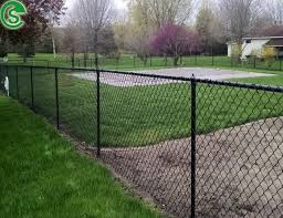 6ft 50 X 50mm Mesh Fence Complete System Pvc Coated Chain Link Wire Mesh Australia For Sale Chain Link Fence Manufacturer From China 108128620