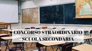 Scuola, concorso straordinario: tabella posti per regione e per ...